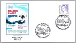 ROMA DRONE SHOW - Salon Aeronautico De DRONES. Roma Montesacro 2015 - Aviones