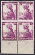 Germany Reich 1935 , MNH Block - Deutschland