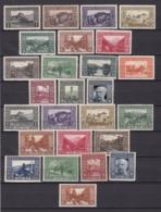 Bosnien-Herzegowina - Österreichische Besetzung - 1906/10 - Sammlung - 68 Euro - Bosnien-Herzegowina