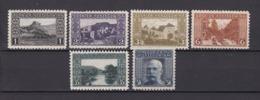 Bosnien-Herzegowina - Österreichische Besetzung - 1906 - Michel Nr. 29/31 C + 33 C + 38 C + 44 C - Gez. 9 1/4 - 45 Euro - Bosnien-Herzegowina