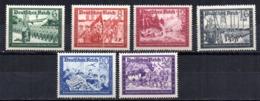 Sellos De Alemania De 1939 - Deutschland