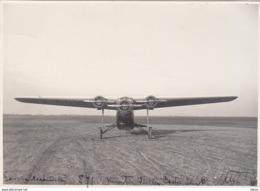 Aviazione, 2° Guerra Mondiale - Savoia Marchetti S.71, Bella Fotografia Originale - Aviación