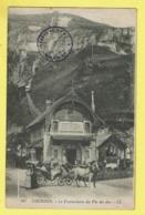 * Lourdes (Dép 65 - Hautes Pyrénées - France) * (LL, Nr 187) Funiculaire Du Pic Du Jer, Cheval, Carrosse, Old, TOP, Café - Lourdes