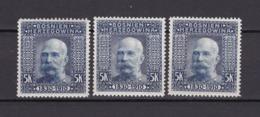 Bosnien-Herzegowina - Österreichische Besetzung - 1910 - Michel Nr. 60 - Bosnien-Herzegowina
