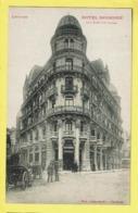 * Lourdes (Dép 65 - Hautes Pyrénées - France) * (Phot Labouche) Hotel Morderne, Soubirous Frères, Animée, Old - Lourdes