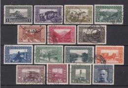 Bosnien-Herzegowina - Österreichische Besetzung - 1906 - Michel Nr. 29/39 A + 41/44 A - 46 Euro - Bosnien-Herzegowina