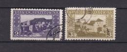 Bosnien-Herzegowina - Österreichische Besetzung - 1906 - Michel Nr. 30/31 G - Mischzähnung - 30 Euro - Bosnien-Herzegowina