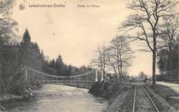 Lavacherie-sur-Ourthe - Entrée Du Village - Sainte-Ode