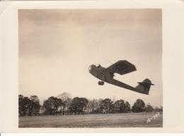 Aviazione, Aereo E Località Non Identificate, Fotografia Originale - Aviación