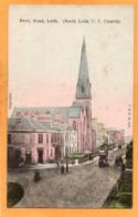 North Leith UK 1904 Postcard - Midlothian/ Edinburgh
