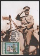Taiwan R.O.China- Post Card- Chiang Kai-shek - Altri