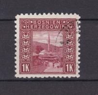 Bosnien-Herzegowina - Österreichische Besetzung - 1906 - Michel Nr. 42 C - Gez. 9 1/4 - 30 Euro - Bosnien-Herzegowina
