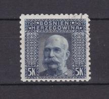 Bosnien-Herzegowina - Österreichische Besetzung - 1906 - Michel Nr. 44 C - Gez. 9 1/4 - 30 Euro - Bosnien-Herzegowina