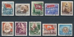 DDR 344/53 Gestempelt - [6] Repubblica Democratica