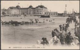 Le Casino Vu De La Jetée, Trouville, C.1910s - Lévy CPA LL96 - Trouville