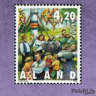 Alanda1998 Mi.140 Europa.National Festivals./1v (MNH **) - Aland