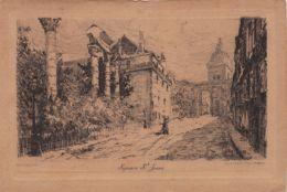 Besançon (25) - Square St Jean - Eau Forte Par Pontoy - Frankrijk