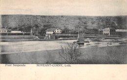57 . N°106222 . Noveant Corny .le Pont Suspendu  . - France