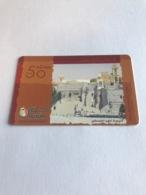 Palestine - 1 Prepaid Phonecard - Palestina