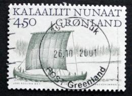 Greenland  1999 Arctic Vikings   Minr.339  Lot D 1715) - Groenland