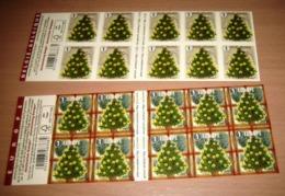 Set Boekjes Kerstmis Van 2017- Noël - Christmas /  Weihnachten / Navidad / X-mas / Boekje 163** En 164** - Booklets 1953-....