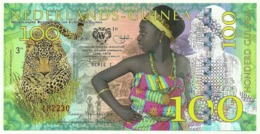 Guinea Olandese - 100 Gulden - Fantasia - Banconote