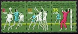 Germany / DDR MNH Set - Balonmano