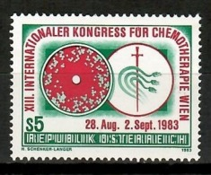Austria 1983 / Chemotherapy MNH Quimioterapia Chemotherapie / Kl15  1-24 - Medicina