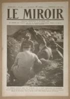 Le Miroir Du 11/06/1916 Le Général Marchand En Tenue D'aviateur - Les Funérailles Du Général Galliéni - Salonique - Kranten