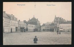 WAREGEM   GRAND'PLACE - Waregem