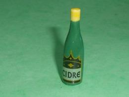 Fèves / Autres / Divers / Alimentation : La Galette Et Le Cidre , Cidre , Bouteille T46 - Autres