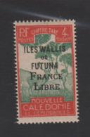 Wallis Et Futuna Taxe N° 25 Neuf * - Timbres-taxe