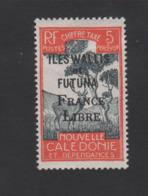 Wallis Et Futuna Taxe N° 26 Neuf * - Timbres-taxe