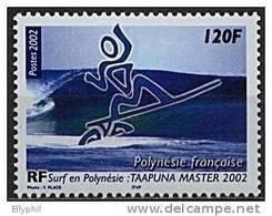 Polynésie, N° 676** Y Et T - Polynésie Française