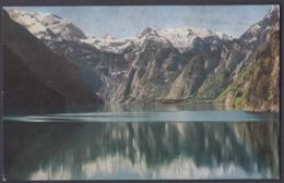Ansichtskarte Königsee - Ungebraucht - Malerwinkel - Germania