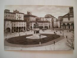 1946 - Livorno - Piazza Vittorio Emanuele E Cattedrale - Pullman Bus Autobus- Ed. Alberto Mei - Francobolli - Livorno