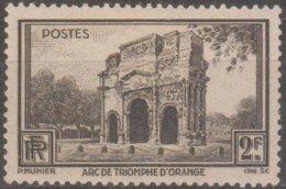 Francia 1938 YvN°389 MLH/* - Nuovi