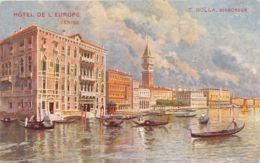 Venise - Hôtel De L'Europe - Venezia (Venedig)
