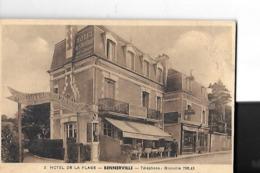 BENNERVILLE   HOTEL DE LA PLAGE N 2   GROS PLAN       DEPT 14 - Frankrijk