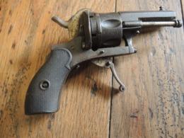 Revolver Lefaucheux        Lot 2 - Armas De Colección