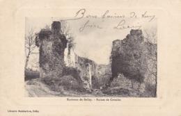 Ain - Environs De Belley - Ruines De Cressieu - Otros Municipios