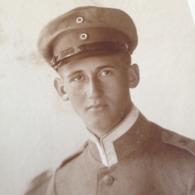 CABINET DEUTSCHLAND ANONYM - DEUTSCHER MANN DAZUMAL - JUNGER OFFIZIER - MILITAER - 1. WELTKRIEG - Guerra, Militares