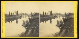 Stereoview - Hereford, HEREFORDSHIRE By F. Bedford - Visionneuses Stéréoscopiques