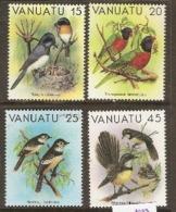 Vanuata   1982 SG 327-30  Birds     Unmounted Mint - Vanuatu (1980-...)