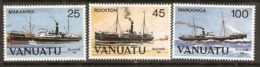 Vanuata   1984 SG 390-2  Ausipex   Unmounted Mint - Vanuatu (1980-...)