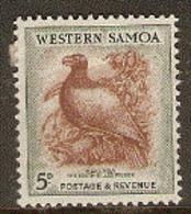 Wstern Samoa  1952  SG  223  5d    Unmounted Mint - Samoa