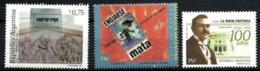 Argentina Nº 1071-2072-2073 En Nuevo - Argentina