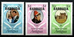 Barbuda Nº 567/69 En Nuevo - Antigua Und Barbuda (1981-...)
