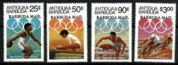 Barbuda Nº 684/87 En Nuevo - Antigua Und Barbuda (1981-...)