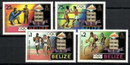 Belice Nº 676/79 En Nuevo - Belice (1973-...)